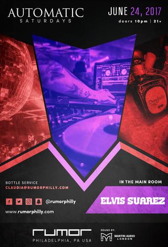 Automatic Saturdays ft. Elvis Suarez , Michael Myers   copy
