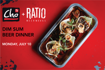 Cho77 / Ratio Beerworks Dinner
