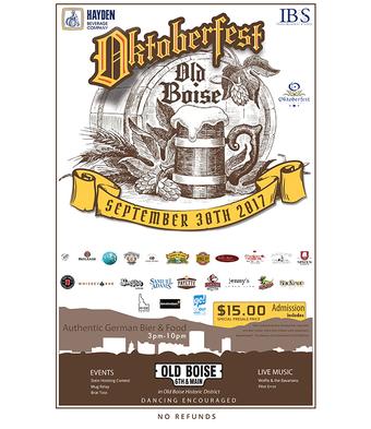 Old Boise Oktoberfest 2017