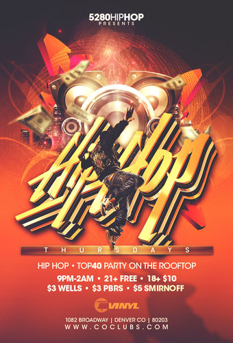 Hip Hop Thursdays