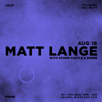 LoLo Ft. MATT LANGE