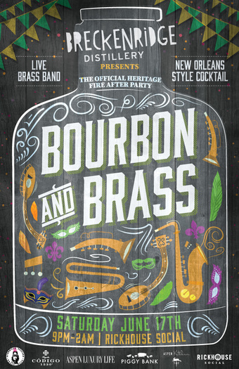 Breckenridge Distillery's Bourbon & Brass Night