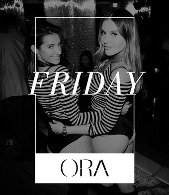 ORA Fridays