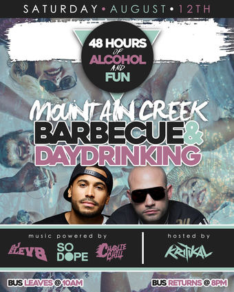 Mountain Creek Barbecue & Daydrinking