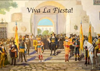Santa Barbara Courthouse Legacy Foundation Fiesta Party