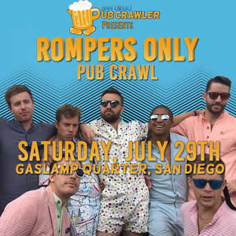 ROMPERS ONLY CRAWL