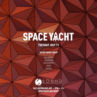 SPACE YACHT 7/11