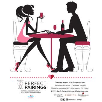 Banfi Perfect Pairings: Wine Tasting & Speed Dating D.C. #BanfiSips