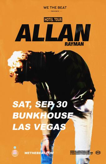 Allan Rayman - Las Vegas, NV