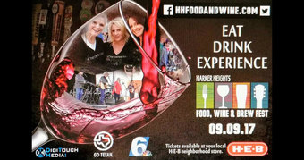 HH Food, Wine & Brew Festival Tickets