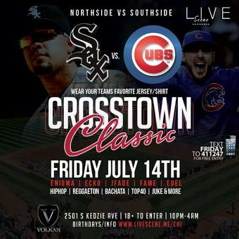 Northside vs Southside Crosstown Party (18+)