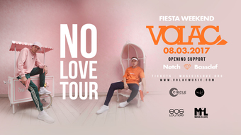 Volac at EOS Lounge (Fiesta Weekend) 8.3.17