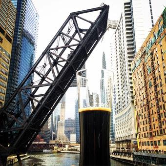 Under The Bridgefluence: An  Uplifting Walking Tour of Chicago Taverns and Bridges