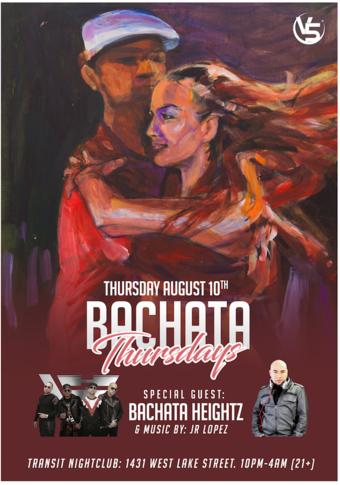 Bachata Thursdays with Bachata Heightz