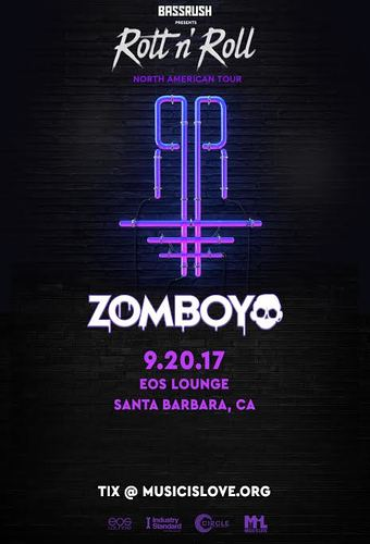 Bassrush Presents: Zomboy 9.20.17