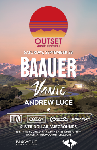 Outset Music Festival 2017
