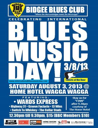 International Blues Day