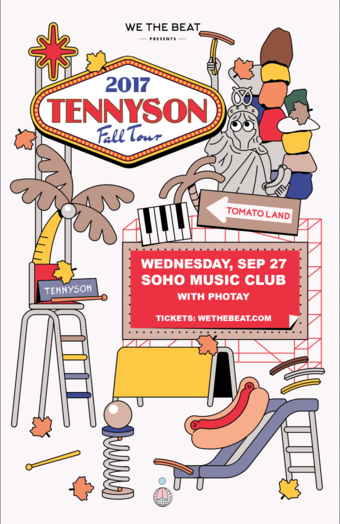 Tennyson - Santa Barbara, CA