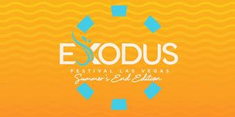 Exodus Festival Las Vegas Labor Day Weekend
