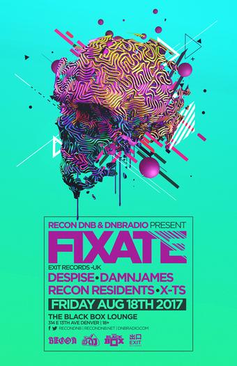 Recon presents FIXATE!