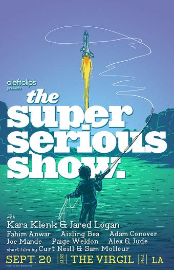 The Super Serious Show with Kara Klenk & Jared Logan