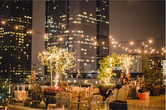 Bohemian Nights at Sky Room RoofTop Saturday 7/29