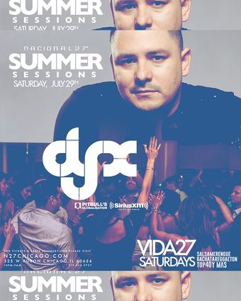 SUMMER SESSIONS-DJX