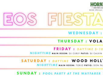 Fiesta Friday at EOS Lounge
