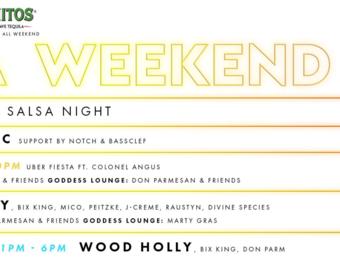 Fiesta Saturday at EOS Lounge
