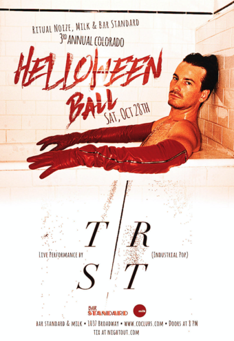 HELLoween Ball with TR/ST