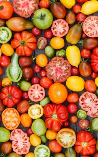 Heirloom Tomato Dinner with Nick Nichols of Nichols Farm & Orchard