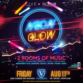 NEON GLOW COLLEGE PARTY (18+)