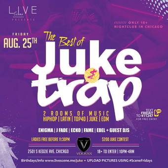 The Best of Trap & Juke (18+)
