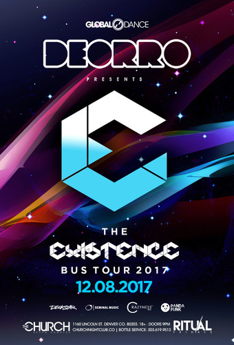 Deorro: The Existence Bus Tour