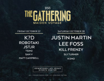 Collective Zoo Presents The Gathering | Maiden Voyage