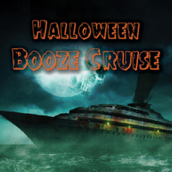 Halloween Costume Cruise 10/27 @ Gardners Basin Marina in Atlantic City