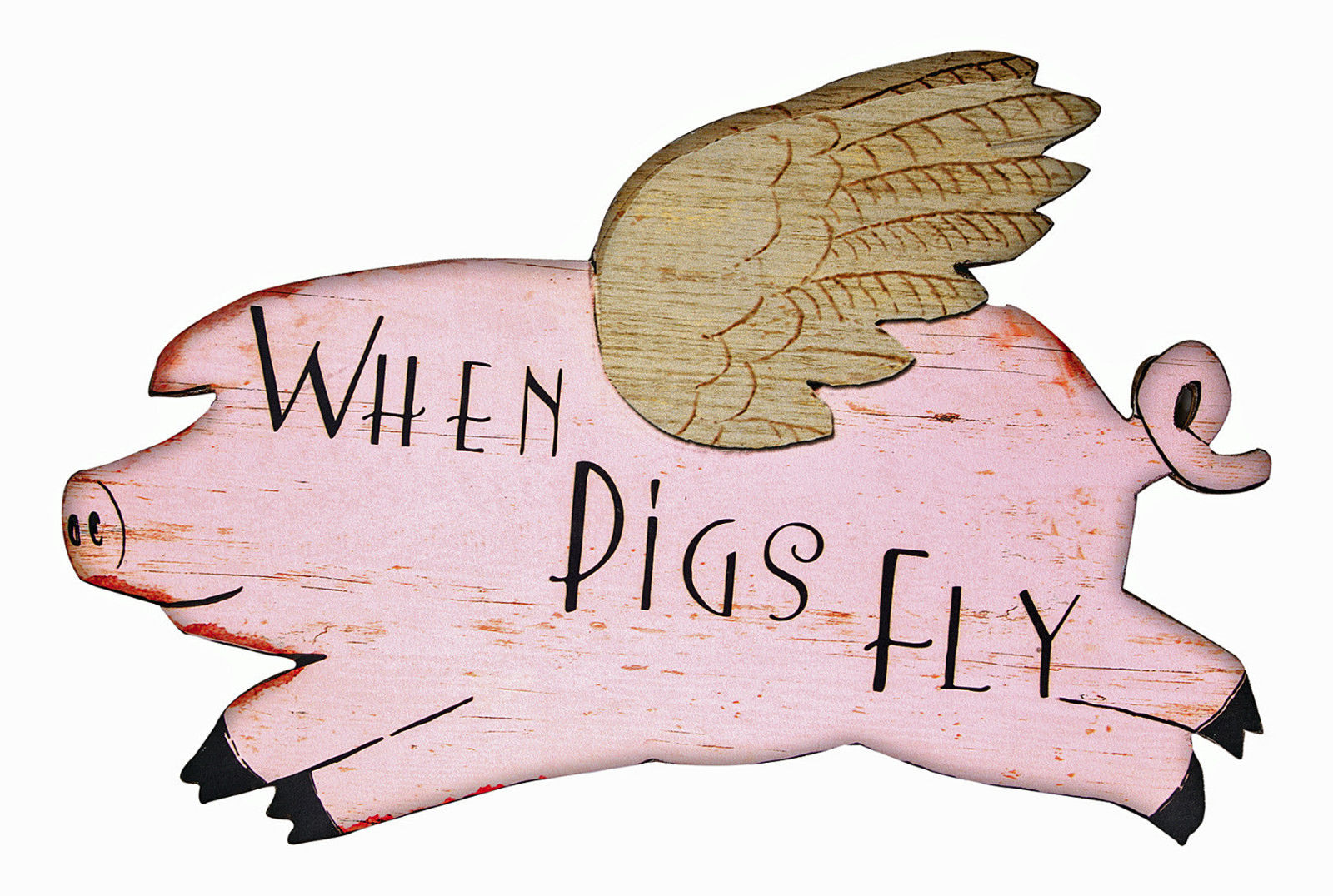 Image result for When pigs fly