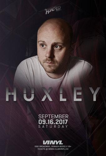 Huxley at Club Vinyl