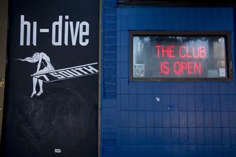 Dive Right In Showcase (5th Annual High Plains Comedy Festival)