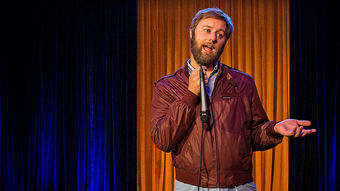 Rory Scovel Tries Stand-Up For The Second Time (5th Annual High Plains Comedy Festival)