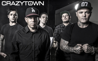 CRAZYTOWN (FROM LA) Only area appearance!