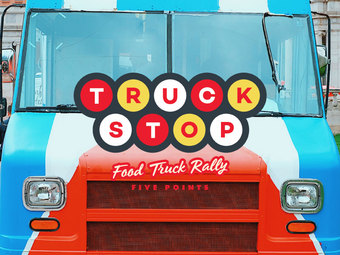 Truck Stop Food Truck Rally