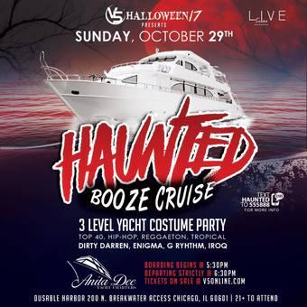 Sunday Funday Halloween Booze Cruise