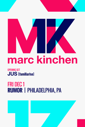 MK (Marc Kinchen) at Rumor