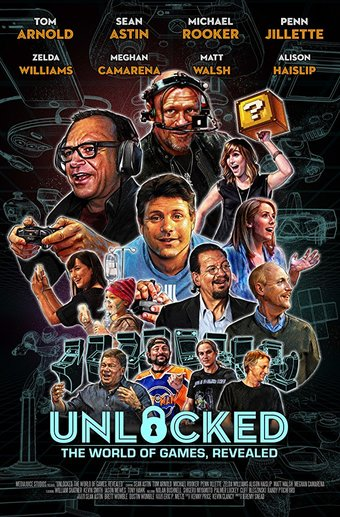 Unlocked, The World of Games Revealed - Part 2: Episodes 4 and 6