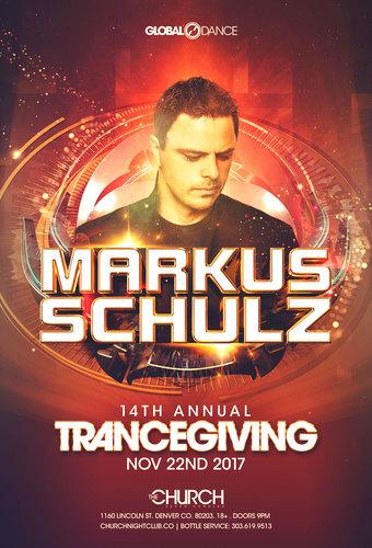 Trancegiving 2017: Markus Shulz