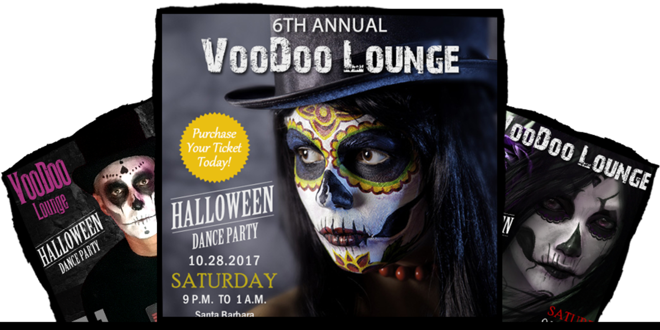 voodoo lounge 6th annual halloween dance party - fess parker