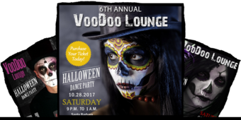 Voodoo Lounge 6th Annual Halloween Dance Party - Fess Parker DoubleTree Resort
