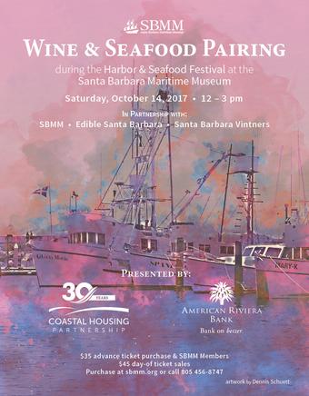 SBMM Wine & Seafood Pairing