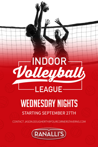 Ranalli's Wednesday Night Indoor Volleyball League